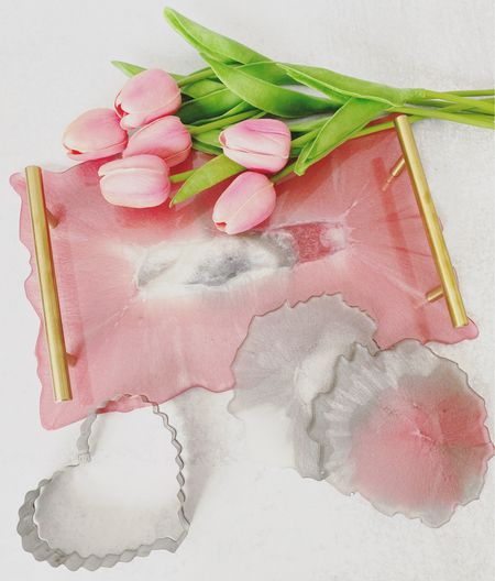 Create your own epoxy resin projects 💖   #LTKunder50 #LTKVDay #LTKhome