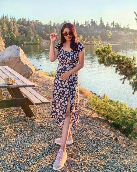 Amazon dress   http://liketk.it/3mUeH @liketoknow.it #liketkit #LTKSeasonal #LTKsalealert #LTKshoecrush #LTKstyletip #LTKtravel #LTKunder50 #LTKunder100 #ltkfall #competition #Amazondress #floraldress