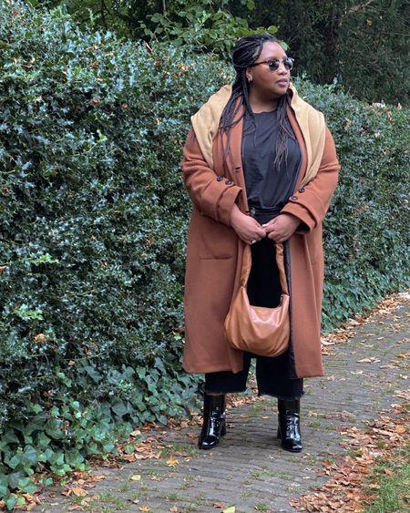 Plus-size wintercoats   #LTKcurves #LTKunder50 #LTKstyletip