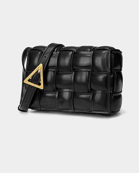Padded bag. bottega veneta inspired #liketkit @liketoknow.it http://liketk.it/3gb4G