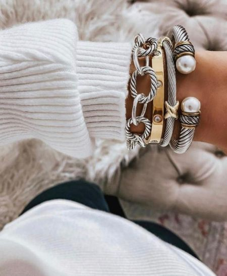 Thrifty Thursday!! My favorite dupe bracelets are 40% off    #LTKstyletip #LTKSale #LTKunder50