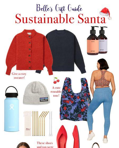 Some sustainable gift ideas 🎄🎁 http://liketk.it/2H3q7 #liketkit @liketoknow.it