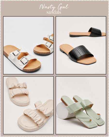 cute and affordable sandals   #LTKDay #LTKunder50 #LTKshoecrush