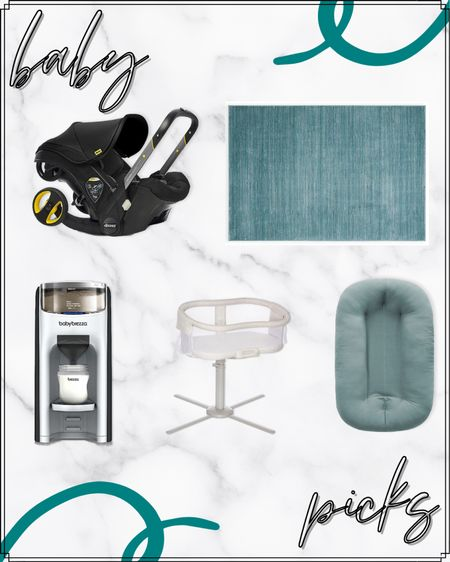 Baby Must Haves | Nursery Design | Snuggle Me | White Dresser | Blue Rug | Nursery Rug | Changing Table | Bassinet | Halo Bassinet | Formula Keurig | Baby Breeza | Car seat | Stroller | Crib Mattress | Baby Boy | Items we purchased already for baby Dupuis @liketoknow.it #liketkit http://liketk.it/3cyPu #LTKbaby #LTKunder100 #LTKunder50