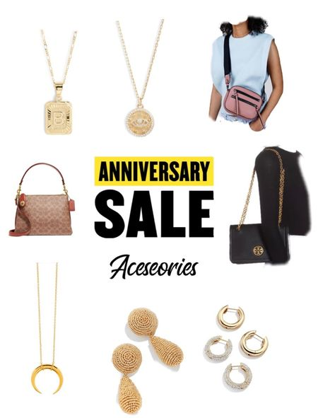 Nordstrom anniversary sale favorites, nsale favorites jewelry and handbags   #LTKitbag #LTKstyletip #LTKunder50