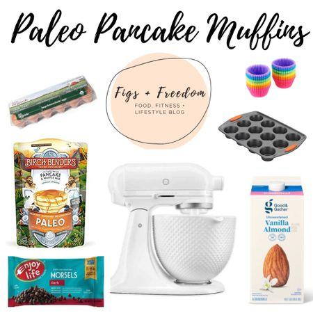 Everything you need for Paleo Pancake Muffins! http://liketk.it/2SdRF @liketoknow.it #liketkit #LTKfit #LTKhome #LTKfamily