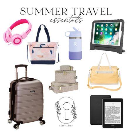 Summer Travel essentials #LTKtravel #LTKunder50 #LTKfamily #beach http://liketk.it/3hCQR #liketkit @liketoknow.it