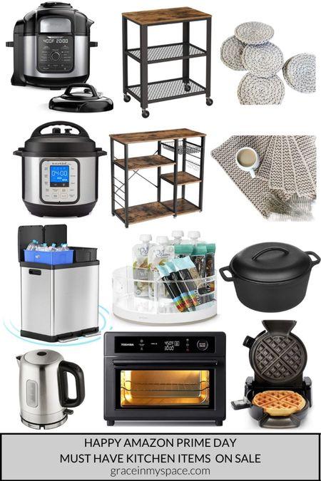 Amazon prime day kitchen essentials round up! Instant pots are always a favorite! @liketoknow.it #liketkit http://liketk.it/3i2NR @liketoknow.it.home #LTKsalealert #LTKunder100 #LTKhome #amazonprimeday #kitchen