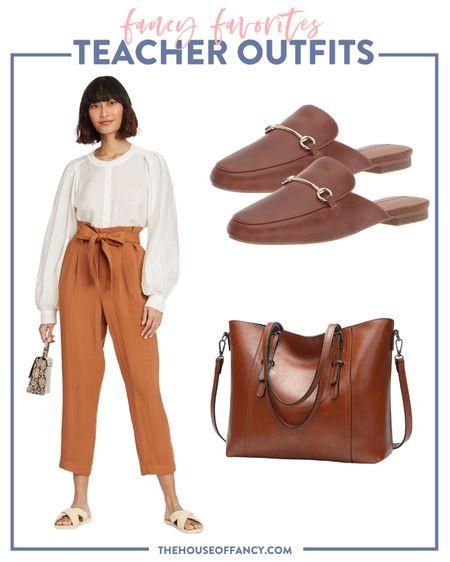 Love these pants for workwear!   #LTKstyletip #LTKSeasonal #LTKunder50