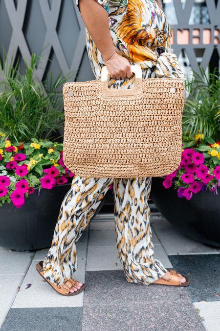 Straw bag perfect for summer under $30! http://liketk.it/3ij0p @liketoknow.it #liketkit #LTKstyletip #LTKunder50 #LTKunder100 #LTKworkwear #LTKtravel #LTKitbag Download the LIKEtoKNOW.it app to shop this pic via screenshot
