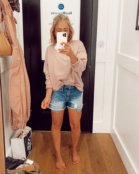 Aerie summer try on session. http://liketk.it/3h9RG #liketkit @liketoknow.it #LTKunder100 #LTKunder50 #LTKsalealert
