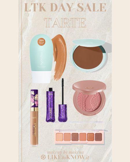 http://liketk.it/3hsHp #liketkit @liketoknow.it #LTKbeauty #LTKsalealert #LTKunder50 Save 25% off on Tarte makeup during this weekend's LTK DAY Sale.
