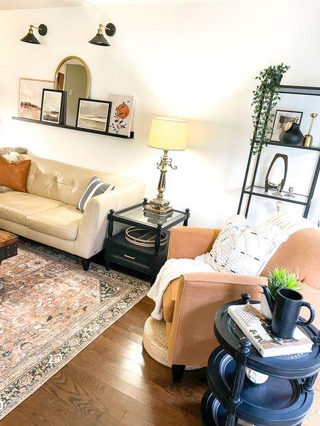 Shop my living room!  #livingroom #neutralhome #neutralstyle #loloirug #livingroomstyle #livingroominspo   #LTKhome #LTKstyletip #LTKunder100