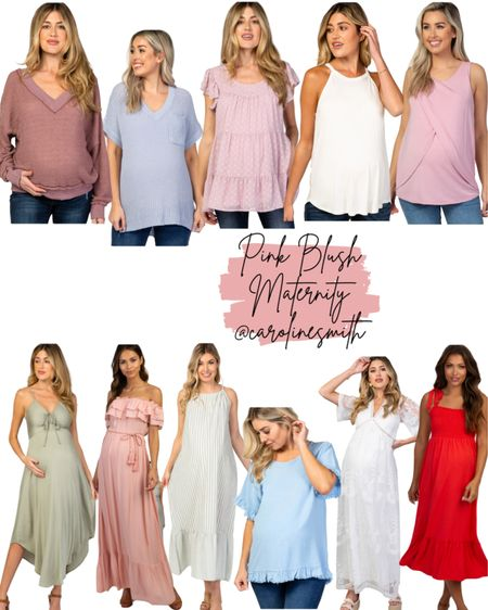Pink Blush Maternity   Shop your screenshot of this pic with the LIKEtoKNOW.it shopping app   #pinkblush #maternity #baby #mama #pregnant #mamatobe #LTKunder50 #LTKbump #LTKbaby @liketoknow.it #liketkit http://liketk.it/39m8u