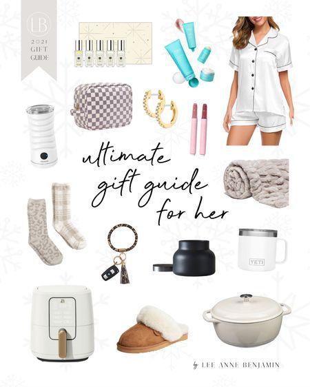 Gift ideas for her under $100  #LTKGiftGuide #LTKHoliday #LTKunder100