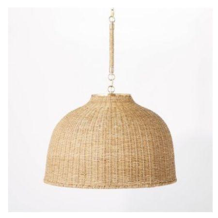 Studio McGee   lighting   light   pendant    http://liketk.it/36IGd #liketkit @liketoknow.it #LTKSeasonal #LTKhome #LTKstyletip @liketoknow.it.home    You can instantly shop all of my looks by following me on the LIKEtoKNOW.it shopping app