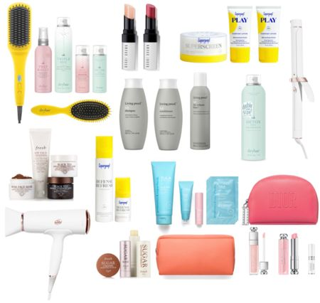 Nordstrom Anniversary Sale!!! Beauty finds from the sale! Dry Bar and Super Goop are some of my favorite brands. Also, the Dior lip maximizer is ah-maze-ing!  #LTKbeauty #LTKsalealert