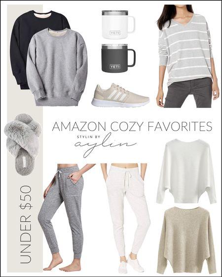 Amazon Cozy Favorites, Under $30, neutral, gray and white #StylinbyAylin  #LTKunder50 #LTKstyletip #LTKGiftGuide