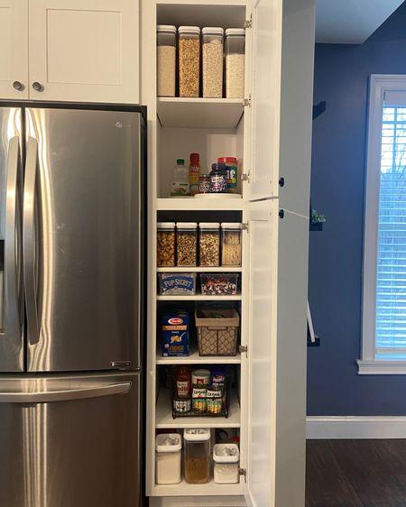 My favorite pantry organization products! http://liketk.it/3bDsO #liketkit @liketoknow.it #LTKunder50 #LTKhome @liketoknow.it.home