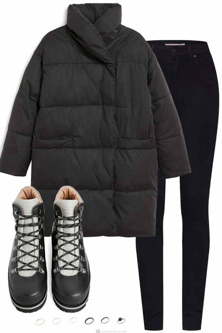 All black outfit http://liketk.it/35kjL #liketkit #LTKeurope #LTKitbag #LTKstyletip @liketoknow.it