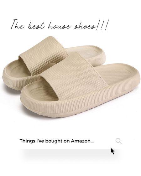 Pillow slides…my new fave house shoes    #LTKshoecrush #LTKfamily #LTKstyletip