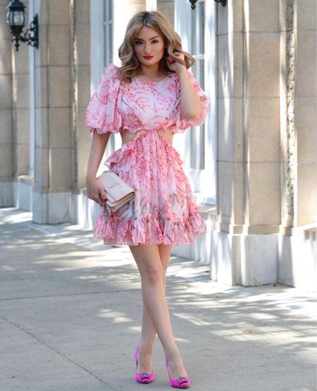 Pink Love 🌸🎀💗  #LTKshoecrush #LTKstyletip #LTKitbag