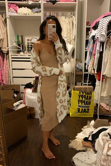 Leopard cardigan, amazon deals, amazon finds   #LTKunder100 #LTKunder50 #LTKsalealert