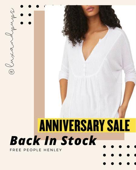 Back in stock! #nsale limited sizes  #LTKstyletip #LTKunder50 #LTKsalealert