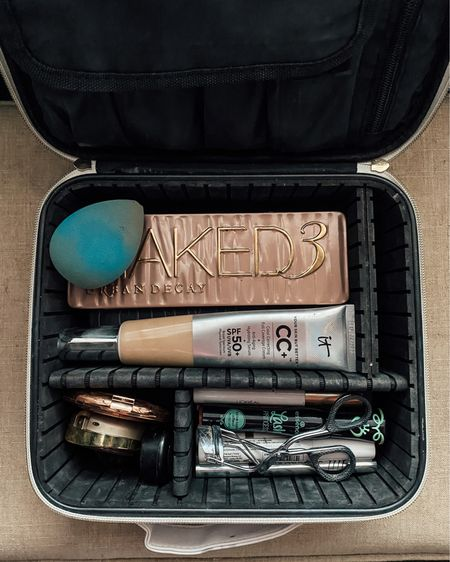 Sharing this makeup organizer that I got for my birthday. It's been the best thing ever! I loved it so much I got it for my moms birthday too. On sale currently and under $20! http://liketk.it/37FLO #liketkit @liketoknow.it #LTKbeauty #LTKsalealert