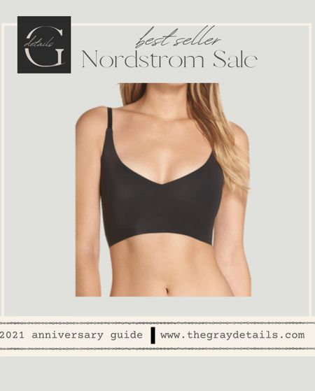 True and co best selling bra from the Nordstrom anniversary sale / nsale  #LTKcurves #LTKfamily #LTKunder50
