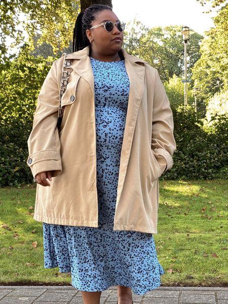 Perfect blue dress    #LTKcurves #LTKunder50 #LTKstyletip