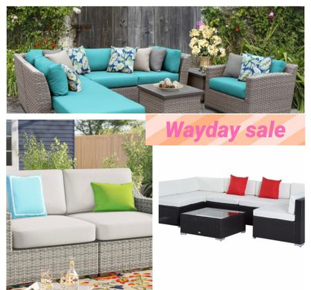Outdoor furniture is a Must for the patio and summer nights coming up. Get yours at half the price with this amazing sale!   #LTKsalealert #LTKhome #LTKSeasonal