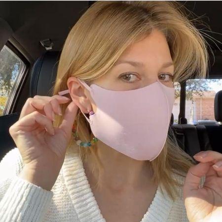 My most comfortable mask is back in stock! http://liketk.it/36BO5 #liketkit @liketoknow.it