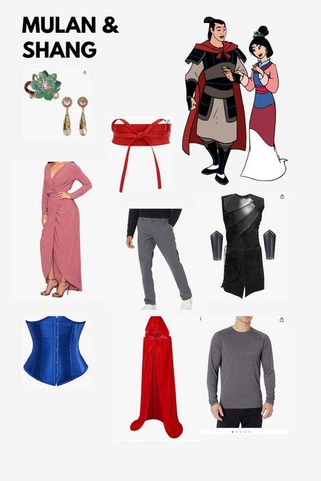 Halloween Couples costumes 🎃  Crash Landing on You/Mulan/ Shang Chi /Avatar  #LTKsalealert #LTKunder50 #LTKHoliday