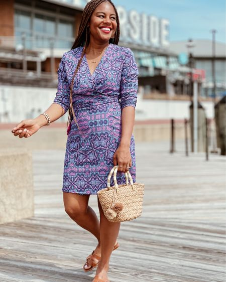 Starting my week off on the right foot with this cute little Cabana Life wrap dress! It also has UV protection. So if you're taking it on vacation you're covered. #LTKstyletip #LTKtravel http://liketk.it/3cJUK #liketkit @liketoknow.it
