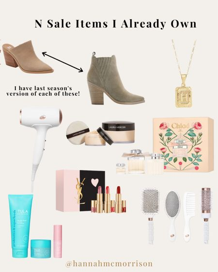 These items are ones I have included in the round-up on my Nordstrom Sale tab that I already own!   #LTKunder100 #LTKsalealert #LTKSeasonal