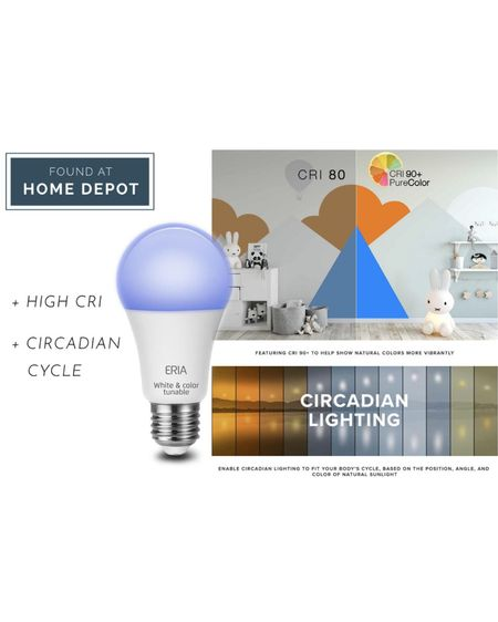 Healthy living with the best lighting for your home. #circadianlighting #healthyliving #wellness #health #lightbulbs #springcleaning #mood #moodenhencer http://liketk.it/2NpMZ #liketkit @liketoknow.it #StayHomeWithLTK #LTKspring #LTKhome @liketoknow.it.brasil @liketoknow.it.home