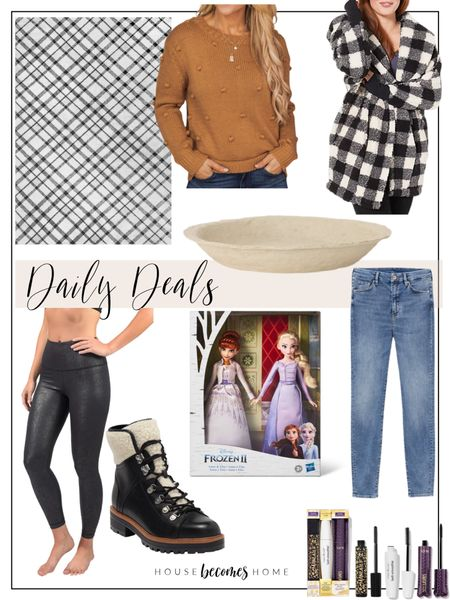 Daily Deals!!!!  Home decor, rugs, sweaters, Nordstrom, cozy, casual, H&M, gift ideas, Christmas, fall, ootd, sales, affordable, Target, Pink Lily   #LTKGiftGuide #LTKhome #LTKsalealert