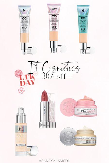 IT cosmetics LTK Day sale http://liketk.it/3hlJy #liketkit @liketoknow.it #LTKbeauty #LTKDay #LTKsalealert
