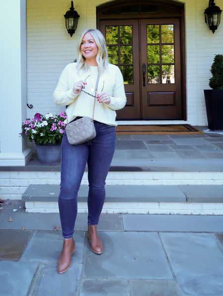 Fall outfit, madewell