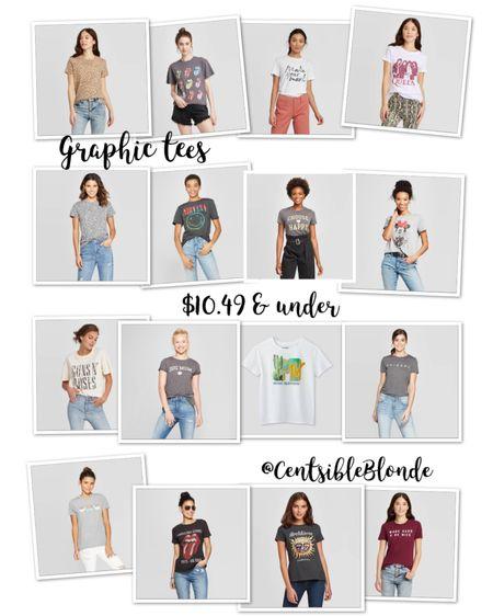 30% off graphic tees from Target T-shirts   http://liketk.it/2O4Ps #liketkit @liketoknow.it #LTKsalealert #LTKunder50 #LTKtravel