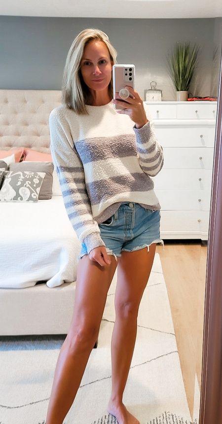 The softest/lightweight sweater for Fall  #LTKSeasonal #LTKstyletip #LTKunder50