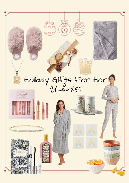 Gifts for all the women in your life    #LTKunder50 #LTKGiftGuide #LTKSeasonal