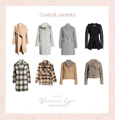 Nordstrom Anniversary Sale Top Coats & Jackets Picks!   #LTKsalealert