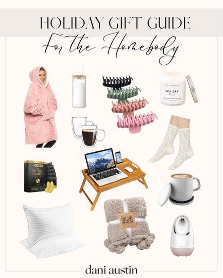 Holiday Gift Guide for the homebody. The cozy girl  #LTKHoliday #LTKGiftGuide