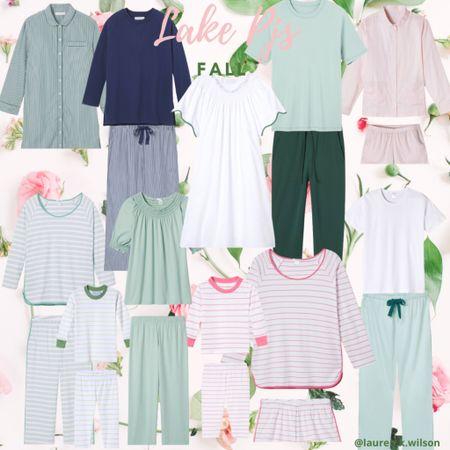 Lake Pajamas Fall. Fall pajamas. Pima cotton pajamas. Loungewear. Men's pajamas. Women's pajamas. Kids pajamas. Baby pajamas. Pjs. Lake Pjs.   #LTKunder100 #LTKhome #LTKSeasonal