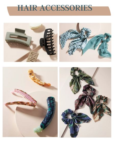 Cute hair accessories for spring and summer! http://liketk.it/3a2RJ #liketkit @liketoknow.it #LTKunder50