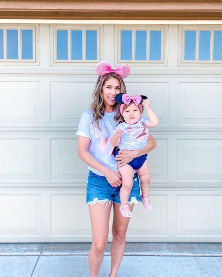 Mommy and me matching disney outfits #disneyland #mommyandme #LTKbaby #LTKstyletip #LTKfamily http://liketk.it/3iUCC #liketkit @liketoknow.it