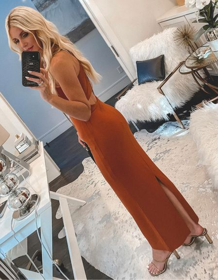 And the back of this under $100 maxi dress is even better than the front! Wearing an xs. @liketoknow.it http://liketk.it/3jWhj #liketkit Shop my daily looks by following me on the LIKEtoKNOW.it shopping app  Follow my shop on the @shop.LTK app to shop this post and get my exclusive app-only content!  #liketkit #LTKunder100 #LTKunder50 #LTKstyletip @shop.ltk http://liketk.it/3jWhj