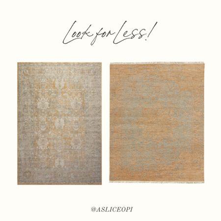 📷 Look for less! Crate and Barrel rug VS Joss and main! http://liketk.it/3nLhA #liketkit @liketoknow.it